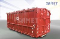 Closed container